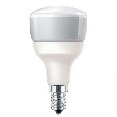 Philips Energiesparlampe Downlighter Leuchtmittel E14 Lampe 7W Warmweiss Reflektor