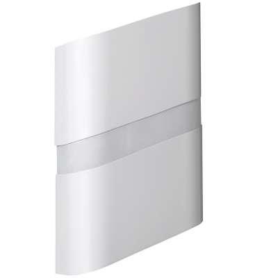 Energiespar Wandleuchte Wandlampe Malia Lampe Modern Weiß
