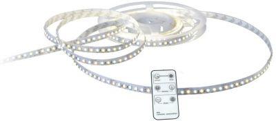 Näve LED Stripe 5m IP65 Lichtschlauch 36W Kürzbar Selbstklebend Fernbedienung Lichtfarbe einstellbar