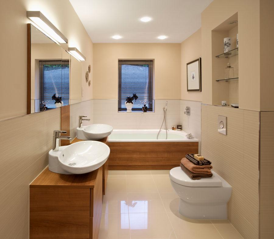 lampen und leuchten f r 39 s bad qualit. Black Bedroom Furniture Sets. Home Design Ideas