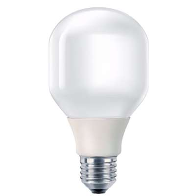 Philips Energiespar Leuchtmittel Softone E27 Cool daylight 20W Lampe