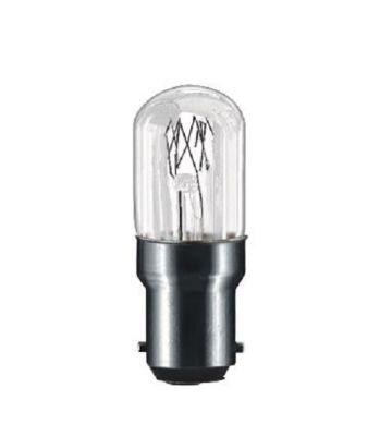 Paulmann Speziallampe Leuchtmittel Glühbirne BA15d klar 230V 15W