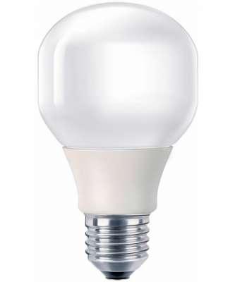 Philips Energiesparlampe 12W Softone Warmweiß Leuchtmittel Lampe