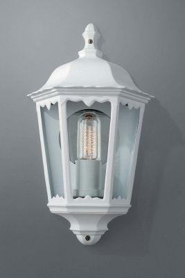 150273110.1234 Moderne Außenlampe weiß