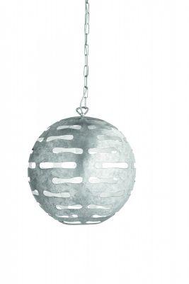 dekorative runde Pendelleuchte Jenkins aus Metall