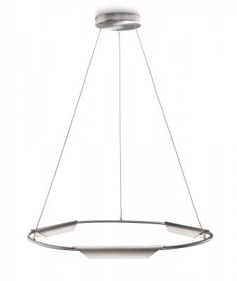 Hänge-/Pendelleuchte 3x7,5W Power LED Metall Chrom 2700K 630lm 63x63x158cm