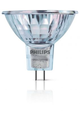 Philips Halogen Leuchtmittel GU5.3 Sockel 25W Reflektor Ecohalo Lampe