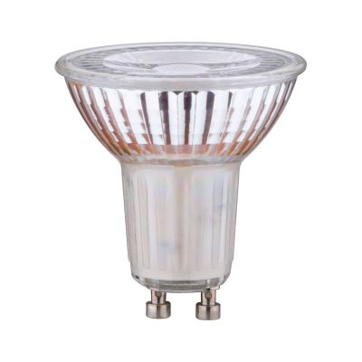 Paulmann LED Leuchtmittel GU10 Glasreflektor Dimmbar Warmweiß 350lm