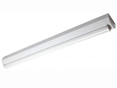 Müller Licht Deckenleuchte Basic 1/120 LED Wandleuchte 30W 2700lm 120x6x6cm