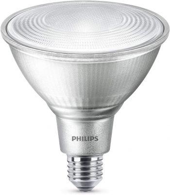 Philips LED Leuchtmittel E27 Reflektor 750lm Warmweiß 9W PAR38