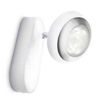 PHILIPS LED-WANDSPOT, 1 X 4 W, WEIß