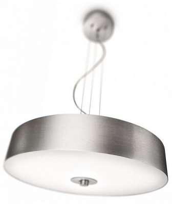 PHILIPS Ecomoods Energiespar- Pendelleuchte mit 55W, inklusive Leuchtmittel, 1-flammig 403394816