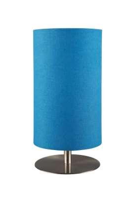 Tischleuchte Blau Masse Tischlampe Modern Tisch Leuchte