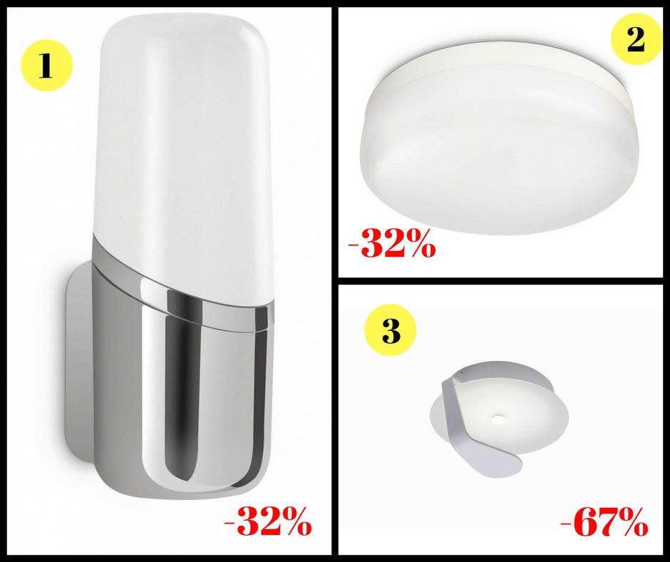 Badlampen-Reduziert