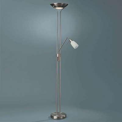 Energiespar Deckenfluter FOURNIER Bodenleuchte Modern Stehlampe 42184-17-10