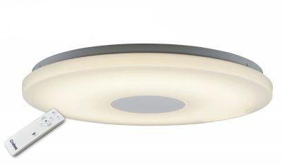 LED Deckenleuchte Dimmbar Fernbedienung Farbeinstellung Nachtfunktion Ø 60cm