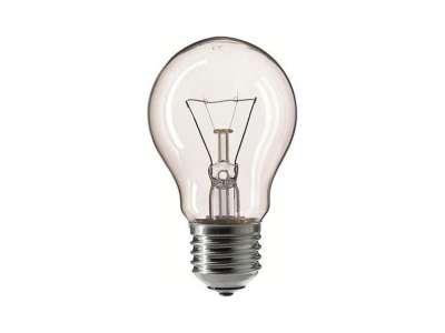 Philips Leuchtmittel 2 Stück E27 Glühbirne 25W Lampe Birne Klar 220lm