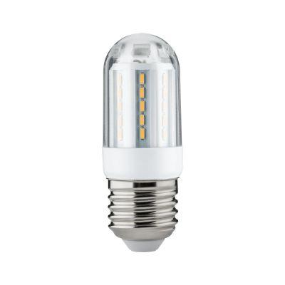 Paulmann LED Kolbenlampe 230V E27 Leuchtmittel 3,5W 2700K Klar 340lm