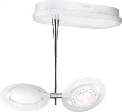 Philips Ledino Deckenspot Power LED 2x7.5W Decken Leuchte Weiß