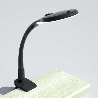 Honsel Klemmleuchte Schreibtischleuchte Magic LED 5Watt Vergrößerung Schwarz