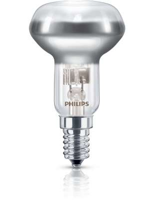 Philips Reflektor Reflektorlampe 60W Leuchtmittel Glühlampe E14