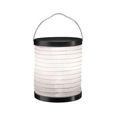 Paulmann Outdoor Lampion mobile Weiß Anthrazit Akkubetrieb Schalter