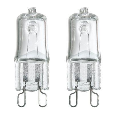 Philips EcoHalo Halogen Leuchtmittel G9 Sockel Halogenleuchtmittel 18W Lampe 2 Stück