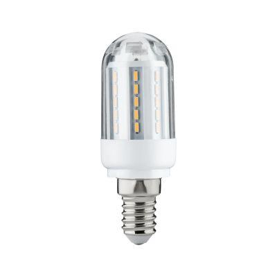 Paulmann LED Kolbenlampe 230V E14 Leuchtmittel 3,5W 2700K Klar 340lm