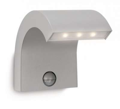 Philips Ledino LED Wandaussenleuchte Bewegungsmelder PowerLED
