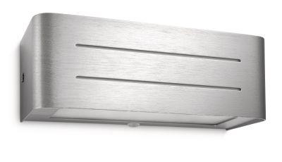 Up- & Downlight Mila Wall aus Aluminium