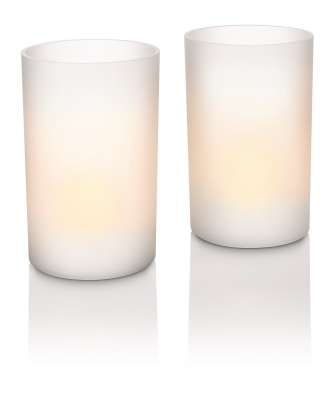 Philips CandleLights 2er Set basic