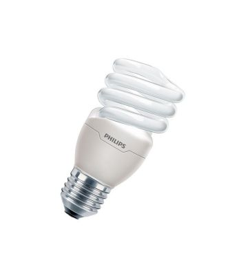 Philips Energiesparlampe, 2Stück,15W, E27, WW827 Turbo Energy Saver