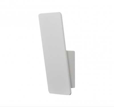 LED Wandleuchte Weiss 5 Watt Wandlampe 450lm