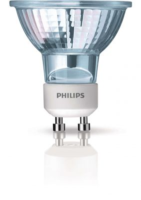 Philips Eco Halo Leuchtmittel 25W Reflektor GU10 Klar