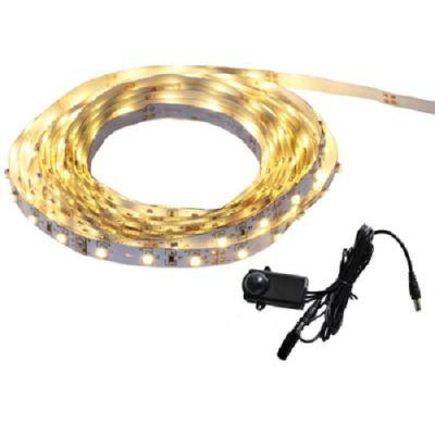 Näve LED Stripe 3m Weiß Bewegungsmelder Lichtschlauch 11W 900lm