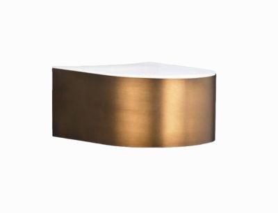 Massive Energiespar Wandaussenleuchte Bronze inkl. Leuchtmittel 15W E27 IP44
