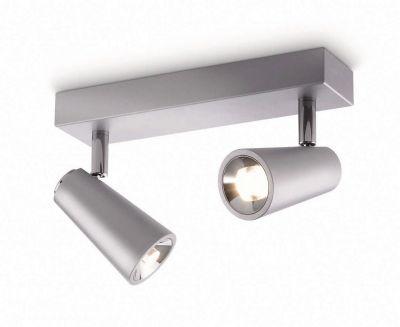Philips Ledino LED Deckenleuchte 2 Flammig je 4W Schwenkbar 22cm