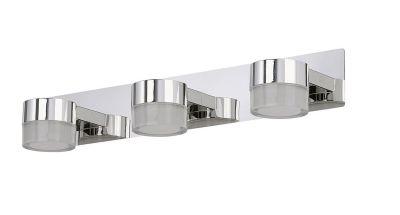 LED Badleuchte Wandleuchte Chrom 1200 Lumen Spiegelleuchte Badezimmerlampe