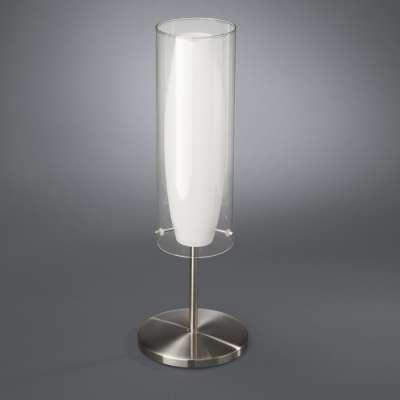 Energiespar KASAVU Tischleuchte Modern Tisch Lampe Tischlampe Glas
