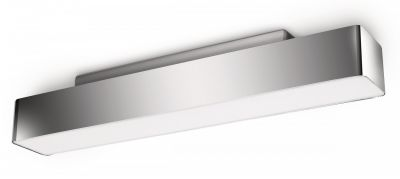 Philips Ecomoods Peace Deckenleuchte Chrom Deckenlampe Leuchte