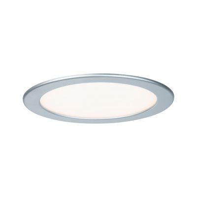 Einbauleuchte LED 14W/230V Eisen Matt Dimmbar 1225lm Warmweiß Rund Ø22,5cm