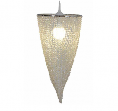 Näve Lampenschirm Beige Perlmutt Ø 28cm