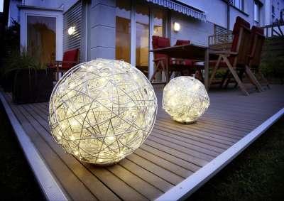Aussenbeleuchtung lampen und leuchten für draußen stark reduziert